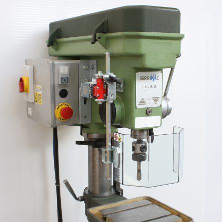 Drilling Machine Guard PTR 04