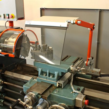 Lathe Carriage Guard PTO 10