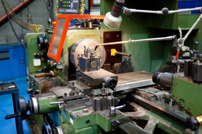 Lathe Chuck Guard