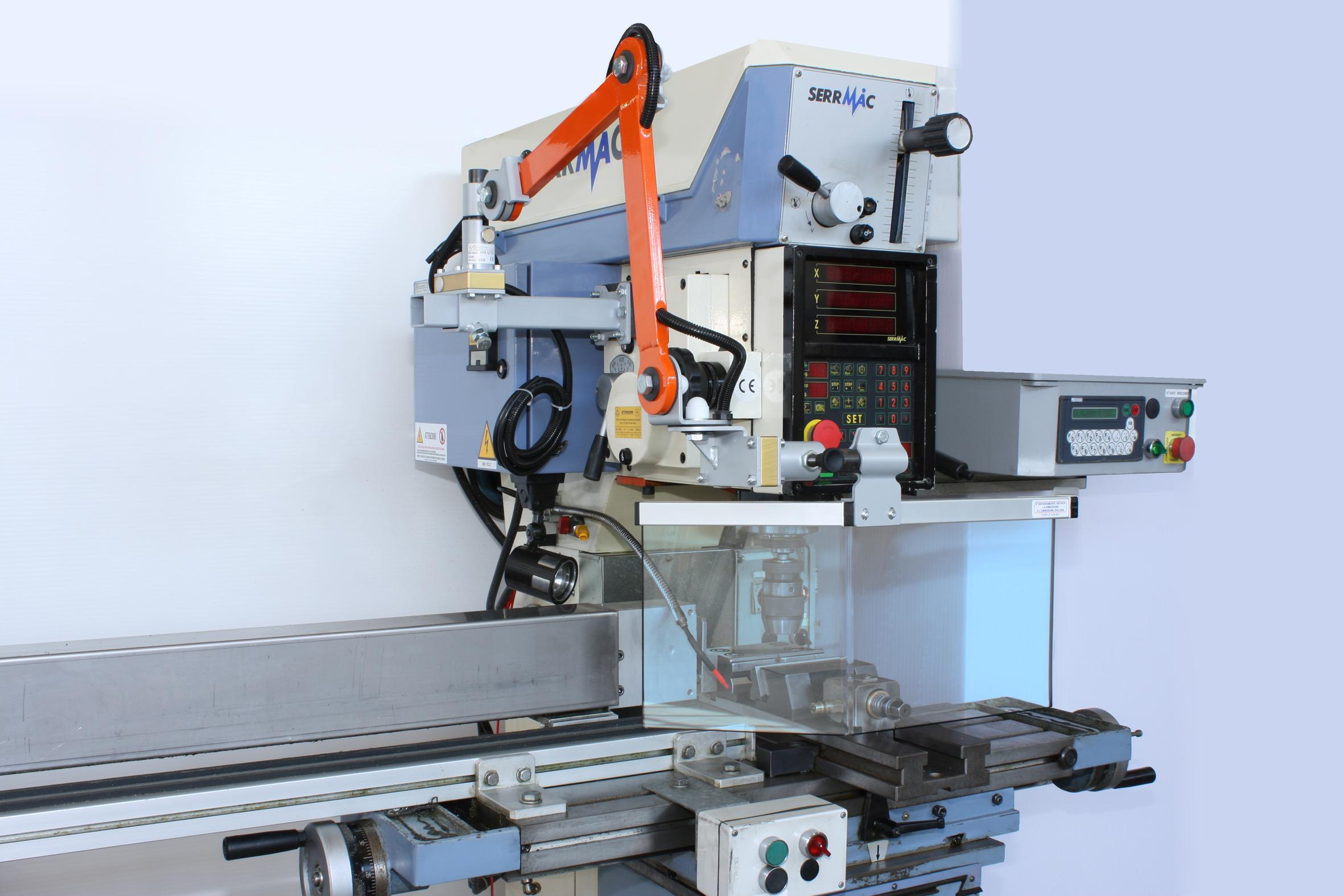 Milling Machine Guard PFR 03