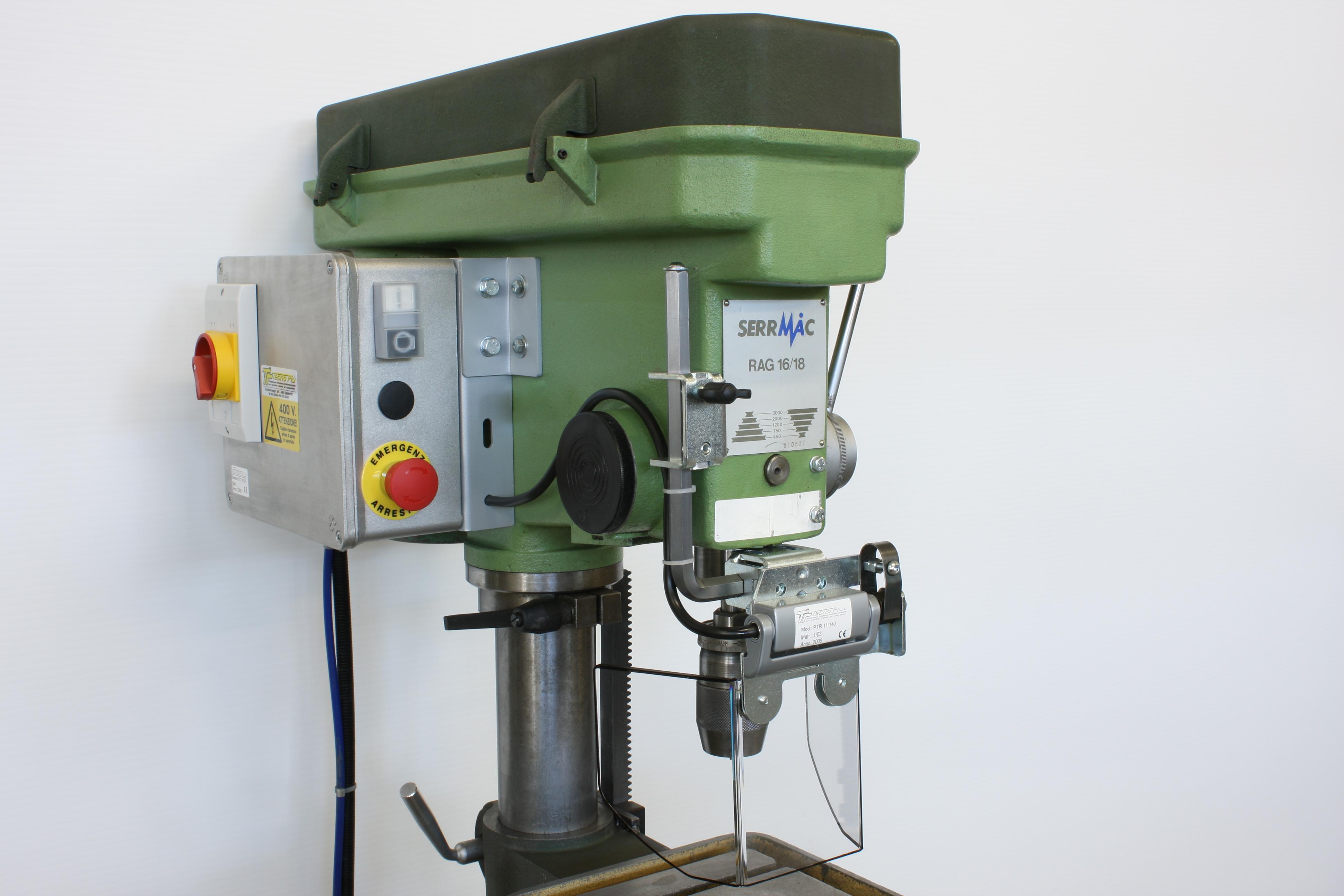 Milling Machine Guard PFR20