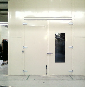 Acoustic Enclosures For Industrial Machinery