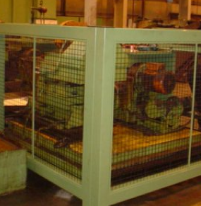 Perimeter Fencing For Industrial Units