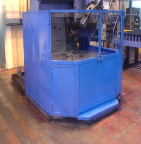 Vertical Turning & Boring Machine Guards