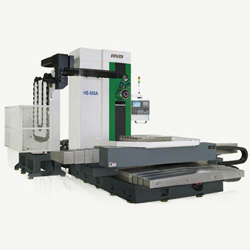 Horizontal Boring Machine Guard